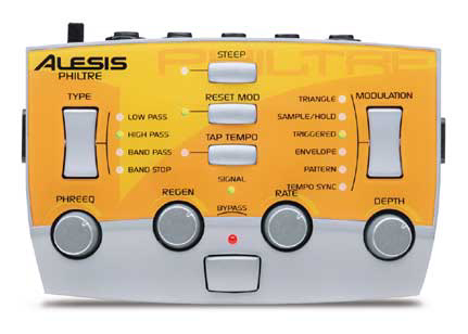 Review: Alesis ModFX Philtre