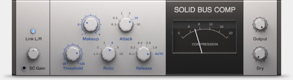 Review: Native Instruments Solid Bus Comp